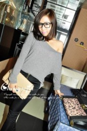 Stars Han Guoguan network models with good quality wild O024